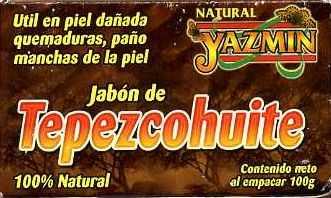 Tepezcohuite Soap
