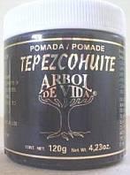 Tepezcohuite Pomade \ Pomada Large size 120g